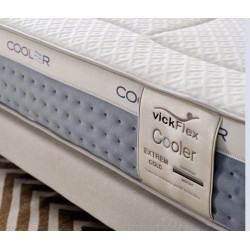 Colchón Cooler Viscoelástico Vickflex