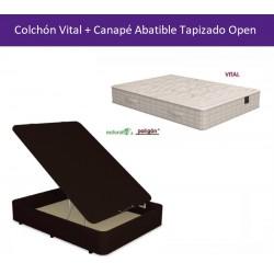 Pack Colchón Vital + Canapé...