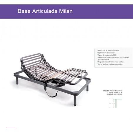 Base Articulada Milan Poligón