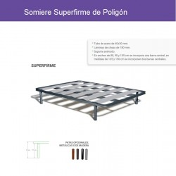 Somier Superfirme Poligón