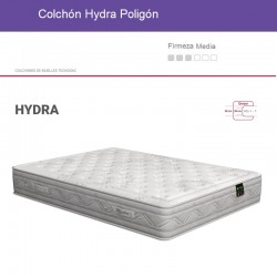 Colchón Hydra Poligón