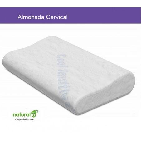 Almohada Cervical Memory Naturalia