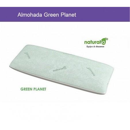 Almohada Green Planet Naturalia