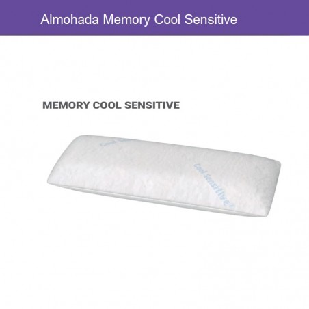 Almohada Memory Cool Sensitive