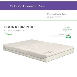 Colchón Econatur Pure