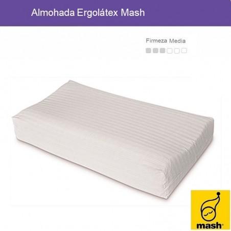 Almohada Ergolátex Mash