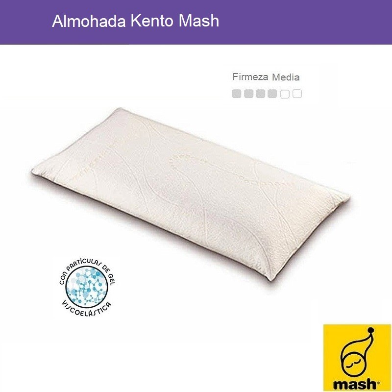 Almohada Kento Mash