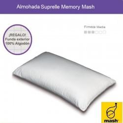 Almohada Suprelle Memory Mash