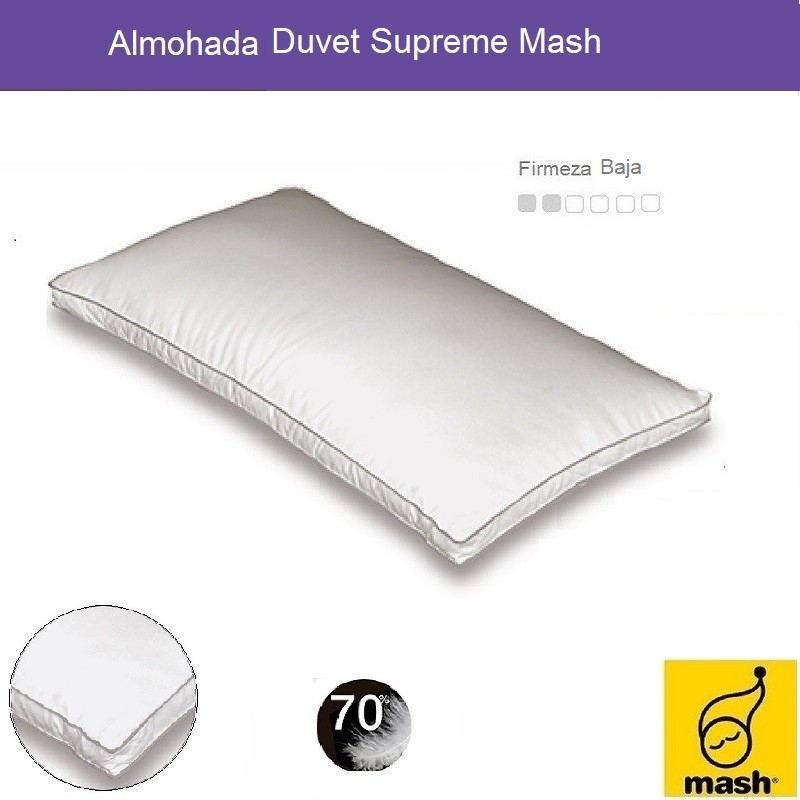 Almohada Duvet Supreme Mash
