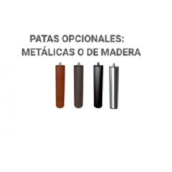 PATAS POLIGON MADERA O METÁLICA