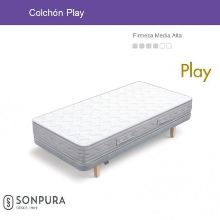 Colchón Play Sonpura