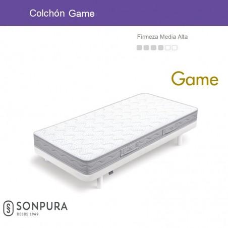 Colchón Game Sonpura