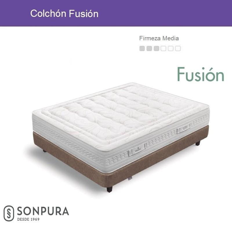 Colchón Fusión Sonpura