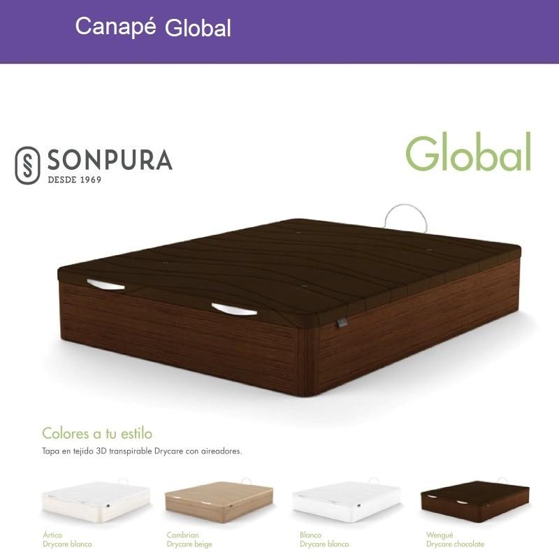 Canapé Abatible Global Sonpura