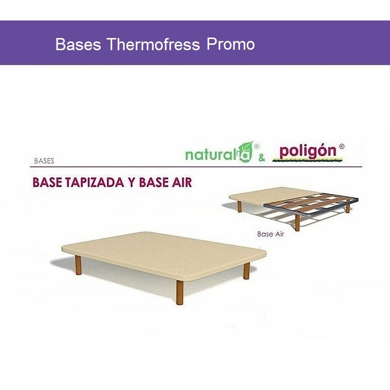 Base Tapizada Thermofress® Promo