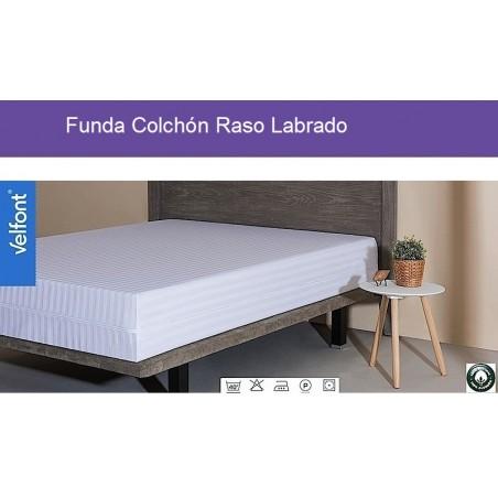 Funda Colchón Raso Labrado Velfont
