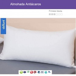 Almohada Velfont® Antiácaros