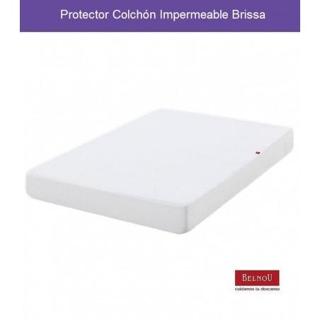 Protector Colchón Impermeable Brissa Belnou