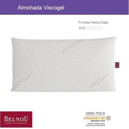 Almohada Viscogel Belnou
