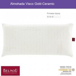 Almohada Visco Gold-Ceramic...