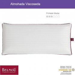 Almohada Viscoseda de Belnou