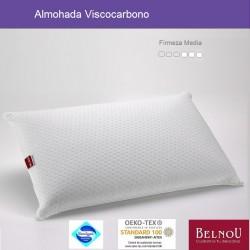 Almohada Viscocarbono Belnou