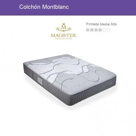 Colchón Montblanc Magíster