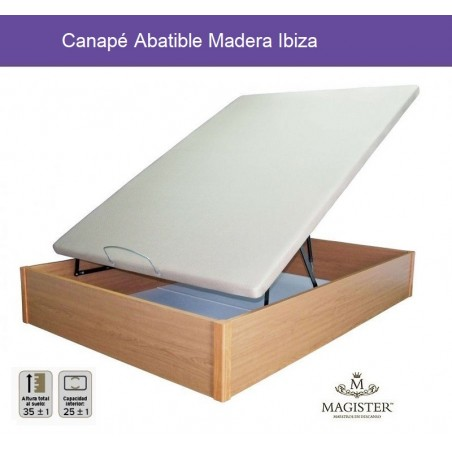 Canapé Abatible Magíster Ibiza