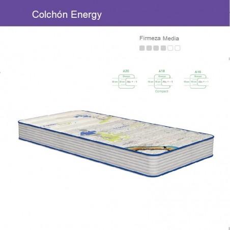 Colchón Naturalia Energy