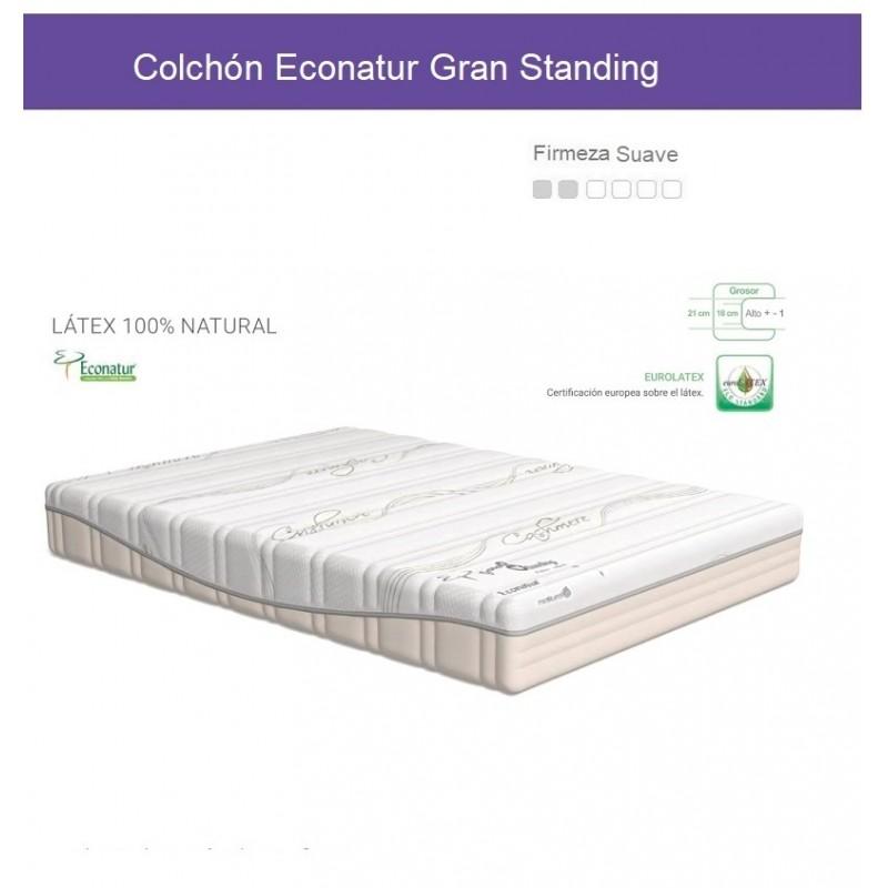 Colchón Econatur Grand Standing Naturalia