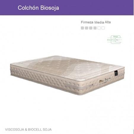 Colchón Biosoja Naturalia