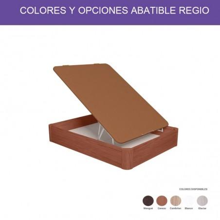 Colores y Opciones Regio