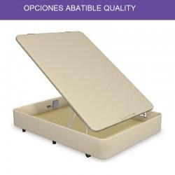 Opciones Canapé Quality