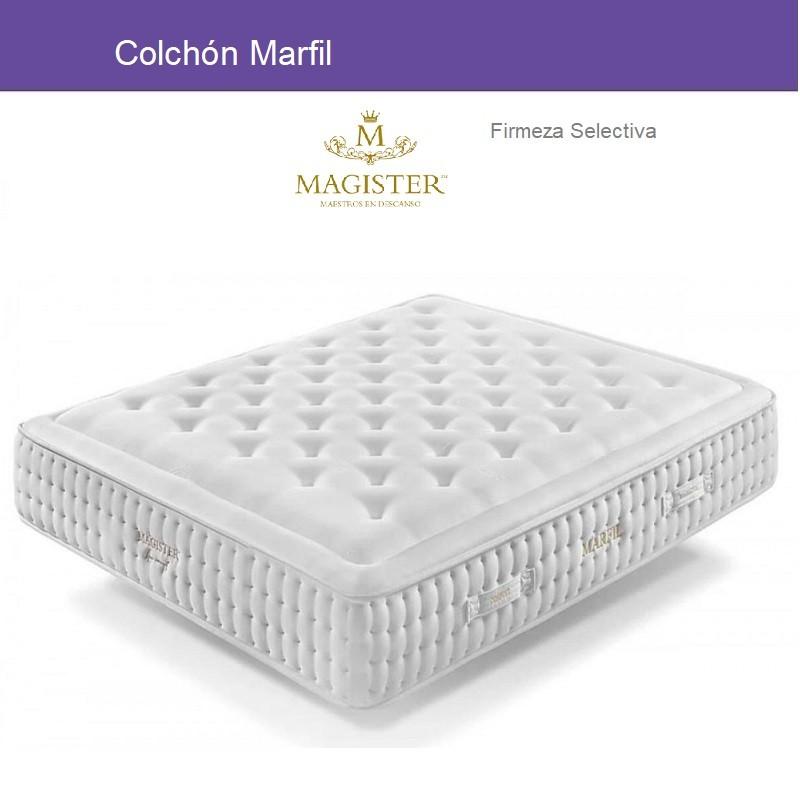Colchón Magíster Marfil